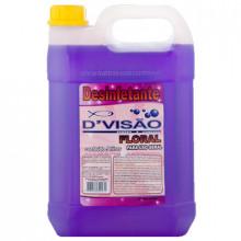 Desinfetante Floral DVisão - 5 Litros