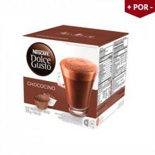 Cápsulas Dolce Gusto Choccocino - Caixa com 16 Unidades