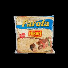 Farofa de Mandioca Pronta 500g Hikari