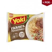 Farofa Temperada Yoki 500g