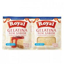 Gelatina Incolor Royal 24g