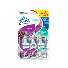 Glade Refil 12ml - Cartela com 3 Unidades