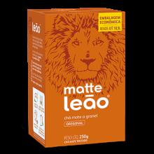 Chá Matte Natural Leão Granel 250g