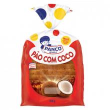 Pão de Coco Panco - Pacote com 350g