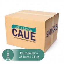 Cesta Básica Petroquímica - 35 Itens / 23Kg
