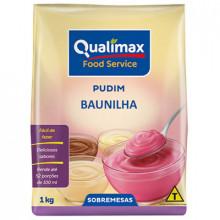 Pudim Baunilha Qualimax - 1kg