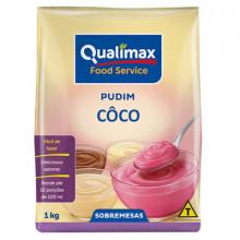 Pudim Coco Qualimax - 1kg