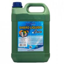 Sabão Líquido de Coco DVisão - 5 Litros