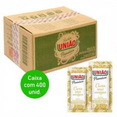 Açúcar Refinado União Sache 5g c/ 400un.
