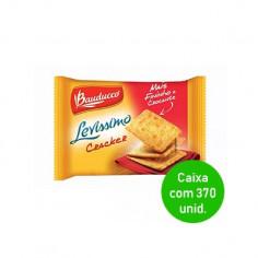Biscoito Cream Cracker Levíssimo Bauducco Sachê 8,5g - Caixa