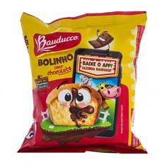 Bolinho Baunilha com Chocolate Bauducco 40g