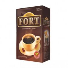 Café Fort 3 Corações a Vácuo 500g