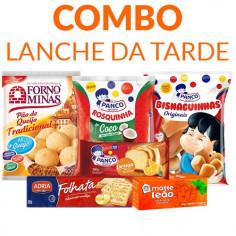 Combo Lanche da Tarde - 6 Itens