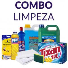Combo Limpeza - 11 Itens