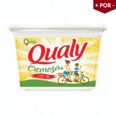 Margarina Cremosa com Sal Qualy - Pote com 500g