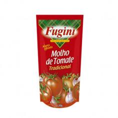 Molho de Tomate Fugini - Pacote com 340g