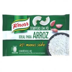 Tempero Knorr Ideal para Arroz - 48g