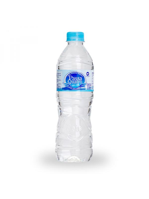 Agua Mineral sem Gás Passa Quatro 510ml