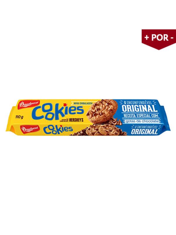 Biscoito Cookies Original Bauducco - 100g