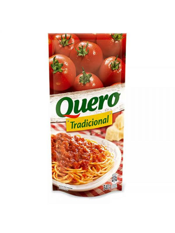 Molho de Tomate Quero 340g