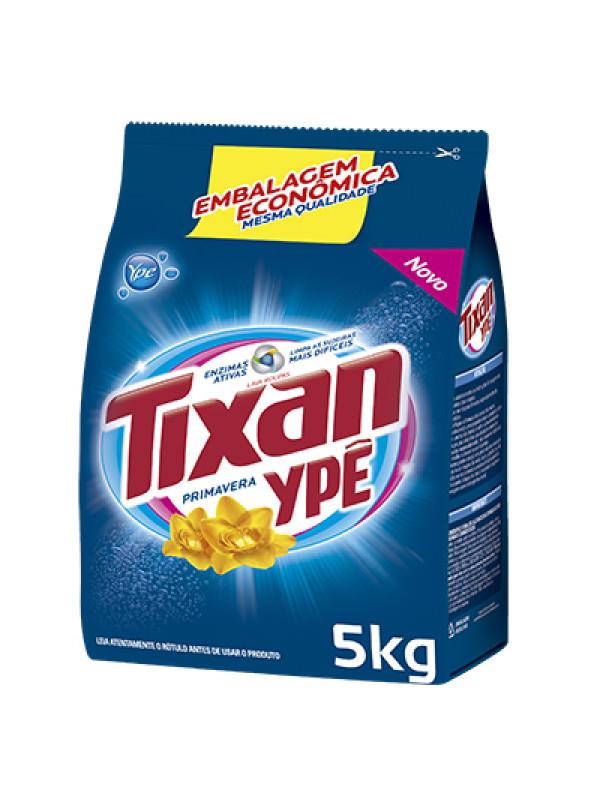 Sabão em Pó Tixan Ypê - Pacote com 5kg